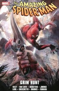 Spider-man TP Grim Hunt