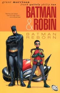 Batman and Robin TP V1  Batman Reborn