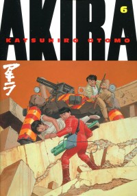 Akira GN Kodansha Edition V6