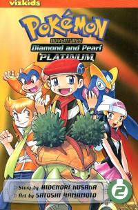 Pokemon GN Adventures Platinum V2