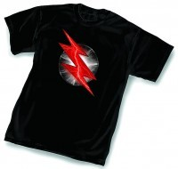 DC T-Shirt Flashpoint Reverse Flash Medium