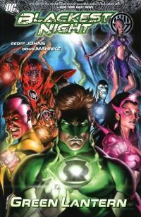 Blackest Night TP Green Lantern