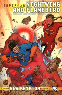 Superman TP Nightwing and Flamebird V2