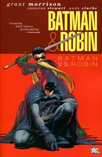 Batman and Robin TP V2  Batman Vs Robin