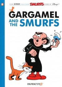 Smurfs GN V9 Gargamel and Smurfs