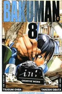 Bakuman GN V8