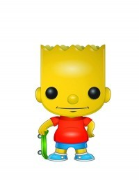 Funko Pop Simpsons Bart Vinyl Figure