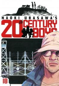 Naoki Urasawas 20th Century Boys GN V18