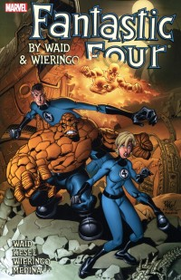 FF TP Waid and Wieringo Ultimate Collection V4