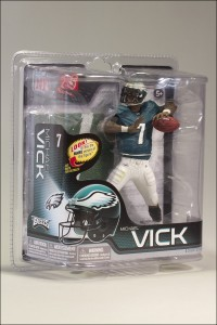 NFL 28 Michael Vick Eagles