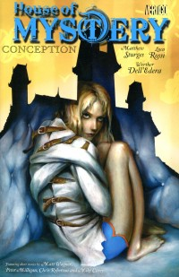 House of Mystery TP V7  Conception