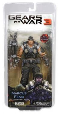 Gears of War AF 3 S1  Marcus Fenix