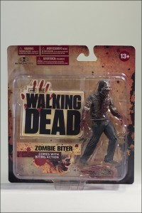 Walking Dead TV AF Zombie Biter