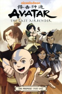 Avatar Last Airbender GN  V1 Promise Part 1