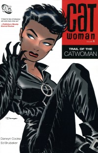 Catwoman TP Cooke and Brubaker V1 Trail of the