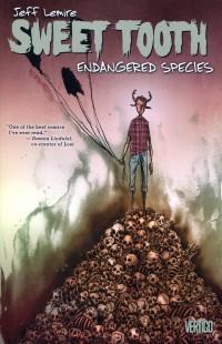 Sweet Tooth TP V4 Endangered Species