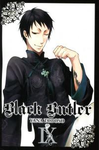 Black Butler GN V9