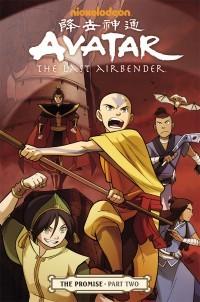 Avatar Last Airbender GN  V2 Promise Part 2