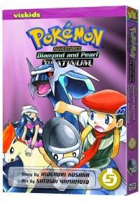 Pokemon GN Adventures Platinum V5