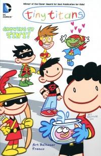 Tiny Titans TP V7 Growing Up Tiny