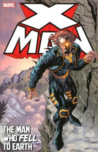 X-Man TP Man Who Fell to  Earth