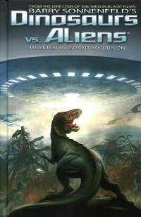 Dinosaurs Vs Aliens HC  Barry Sonnenfelds