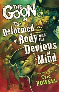 Goon TP V11 Deformed Body and Devious Mind