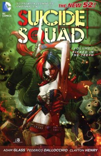 Suicide Squad TP New 52 V1 Kicked in the Tooth