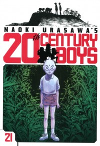 Naoki Urasawas 20th Century Boys GN V21