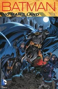 Batman TP No Mans Land V3 New Edition