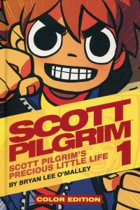 Scott Pilgrim HC V1 Color Edition
