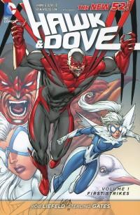 Hawk and Dove TP  DC New 52