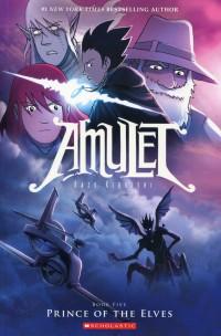 Amulet SC V5 Prince of  the Elves