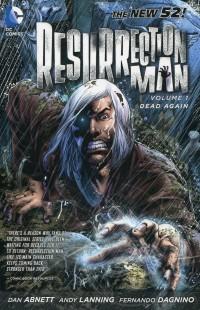 Resurrection Man TP New 52 V1 Dead Again