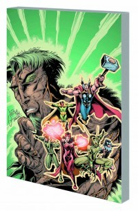 Avengers TP Celestial Quest