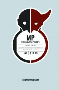 Manhattan Projects TP V1  Science Bad