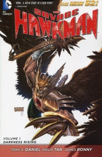 Savage Hawkman TP Darkness Rising