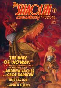 Shaolin Cowboy TP Adventure Magazine
