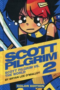 Scott Pilgrim HC V2 Color Edition