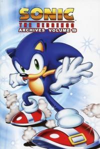 Sonic the Hedgehog TP Archives V19