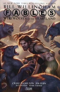 Fables HC Werewolves of the Heartland