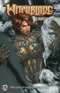 Witchblade TP Rebirth V2