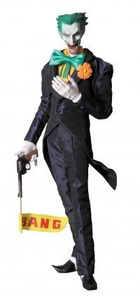 Batman Real Action Hero Joker Hush
