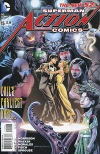 Action Comics V2 #15