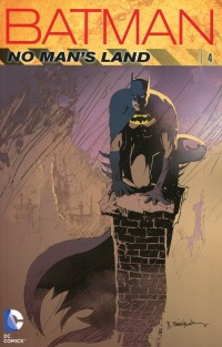 Batman TP No Mans Land V4 New Edition