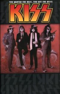 KISS (IDW) TP V1