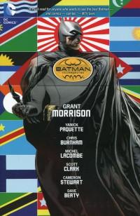 Batman Incorporated TP V1