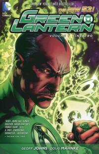 Green Lantern TP New 52 V1 Sinestro
