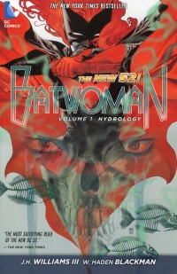 Batwoman TP (New 52) V1 Hydrology