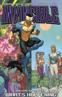Invincible TP V17 Whats Happening